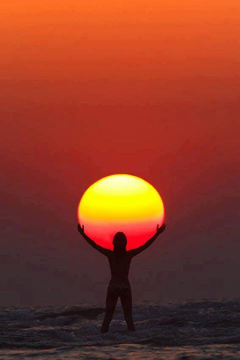 Applied Vedic Astrology - Holding the Sun
