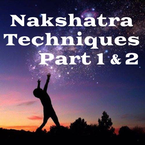AVA Nakshatra Techniques 1 & 2